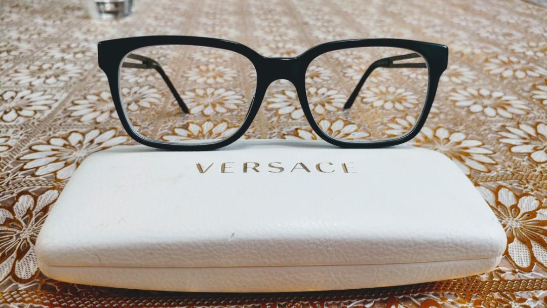 Authentic Versace Prescription Frames