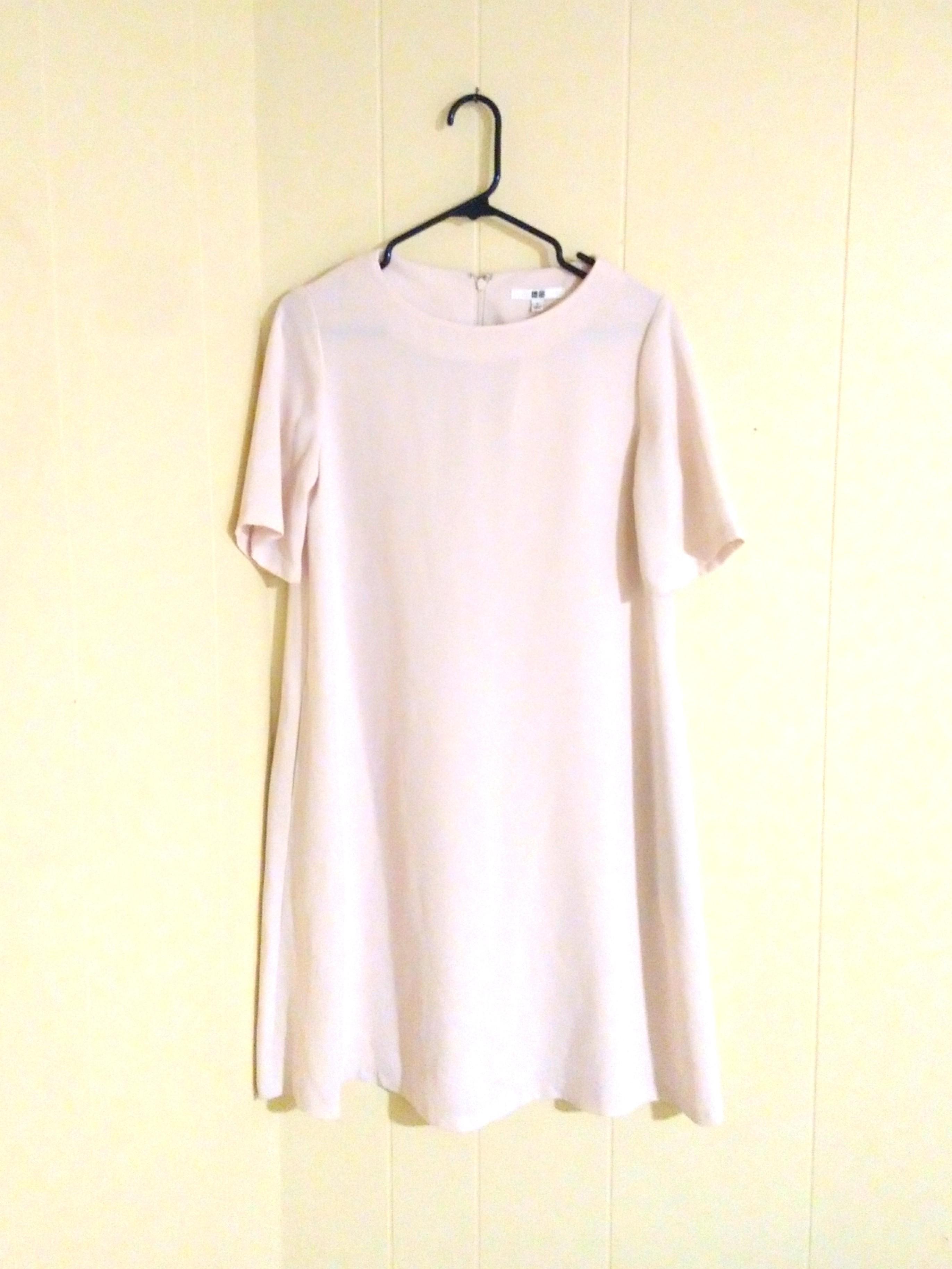 BNWT short sleeve dress uniqlo