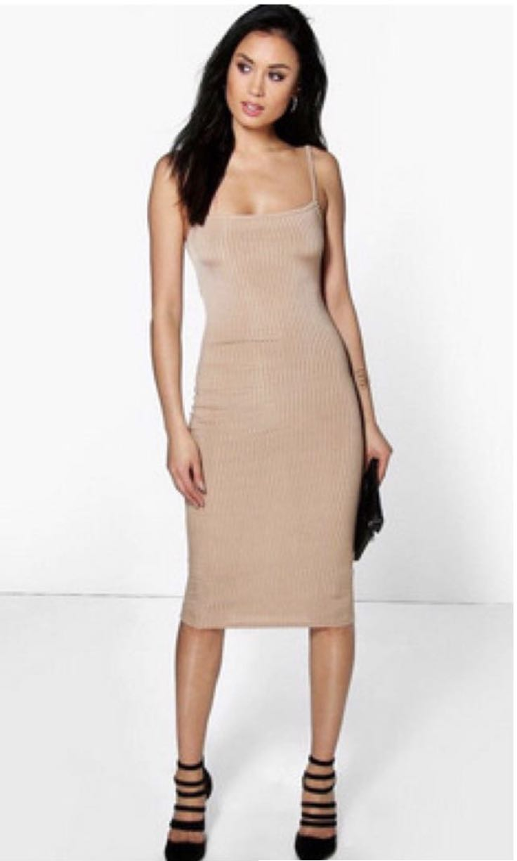 Brand new ribbed women's dress for sale