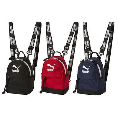 35e3020153 BTS PUMA MiniMe Retro Backpack (black)