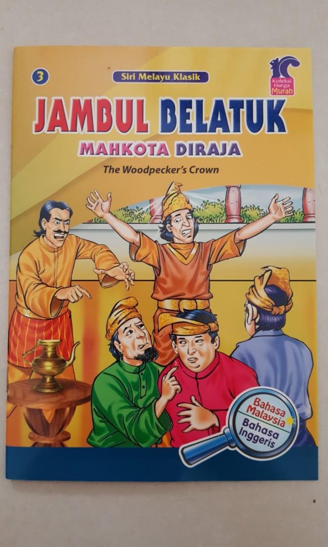 Buku Cerita Books Stationery Children S Books On Carousell