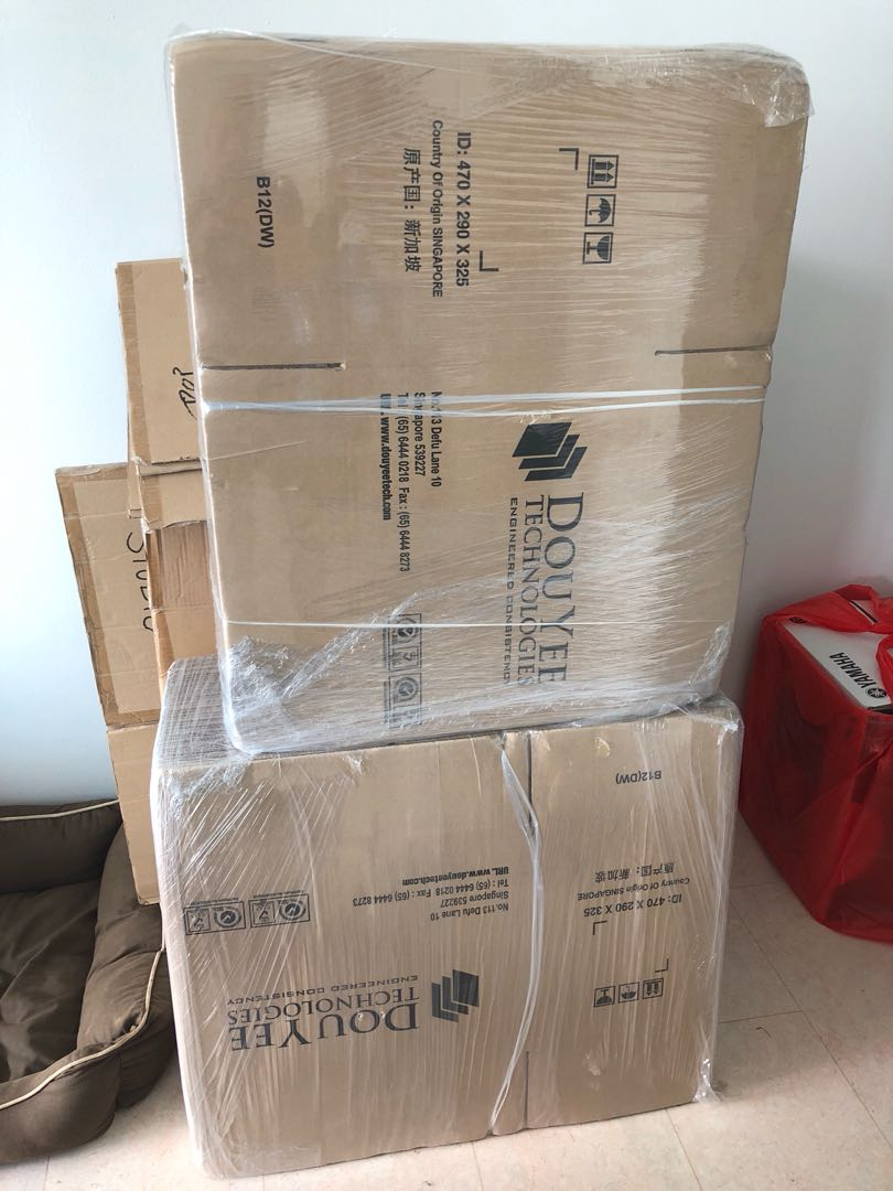 Cardboard Boxes 50 New 25 Used For Moving Furniture Others On