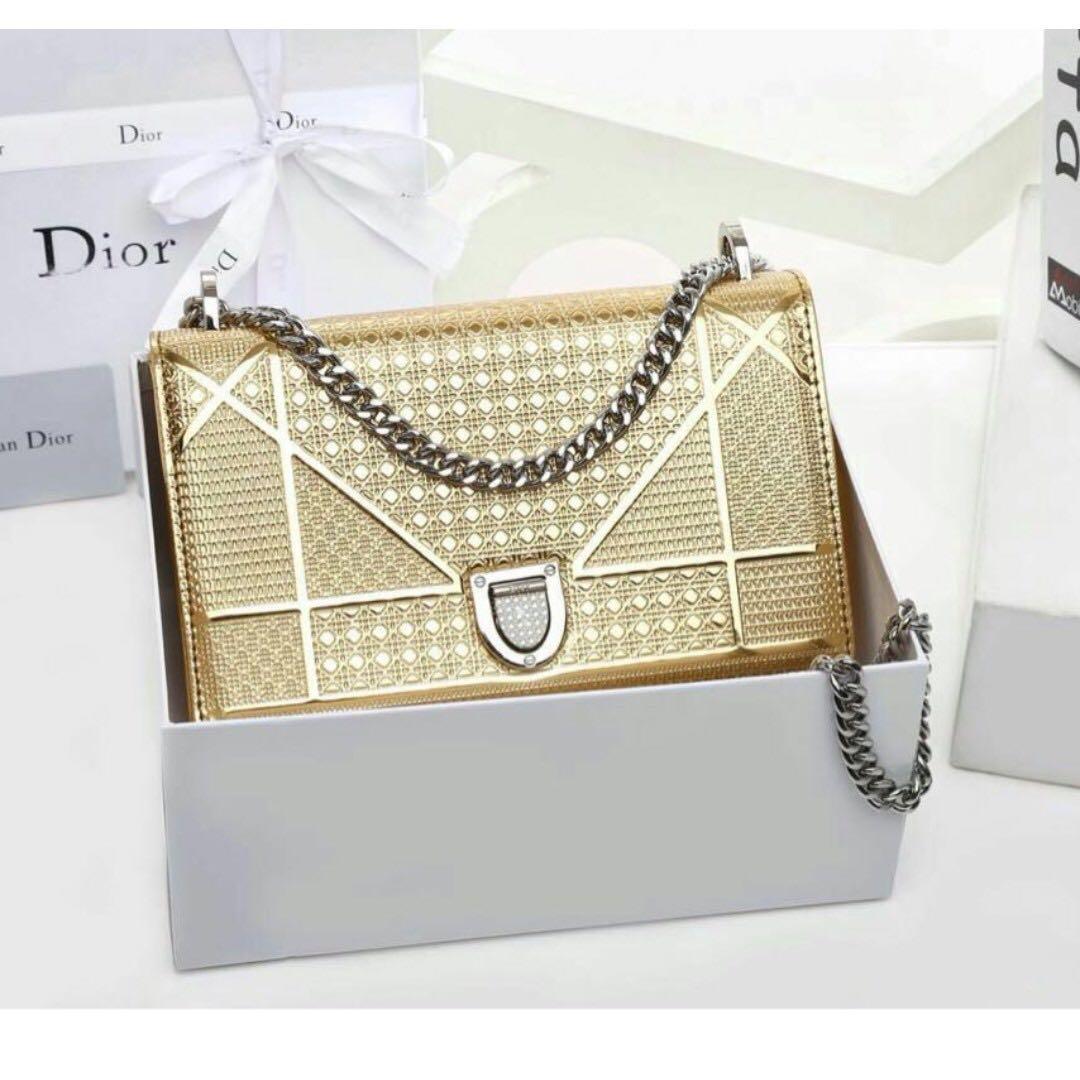 6758f5a162db Diorama Sling Bag