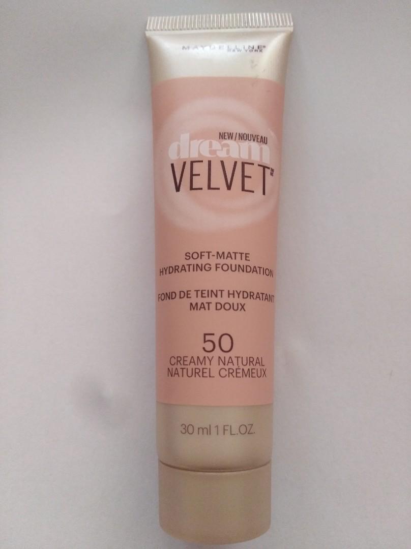 Dream Velvet Hydrating Foundation 30ml