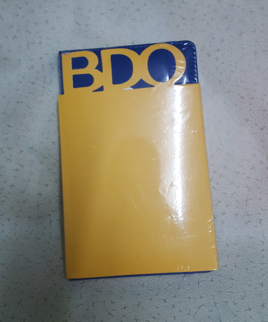 Freebie BDO Planner