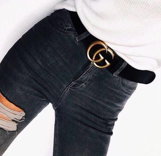 4d2e0a9db Gucci double G belt, Women's Fashion, Clothes, Others on Carousell
