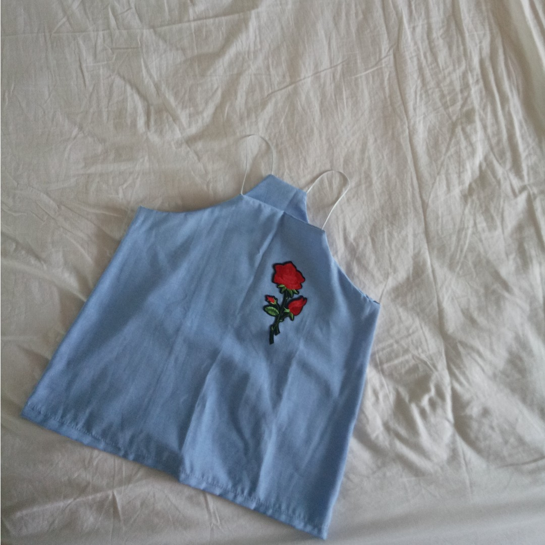 Halter (roses patch)