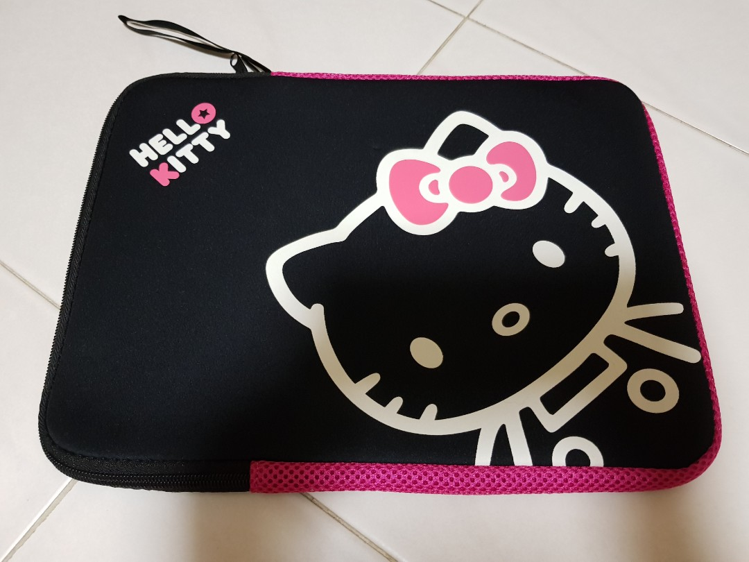 ae1bf4ebb Hello Kitty Laptop Sleeve 13inch, Electronics, Computer Parts ...