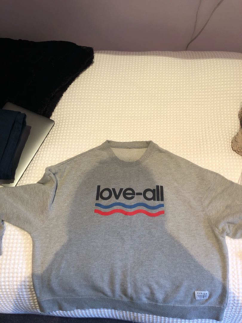Huffer Love All (size large)