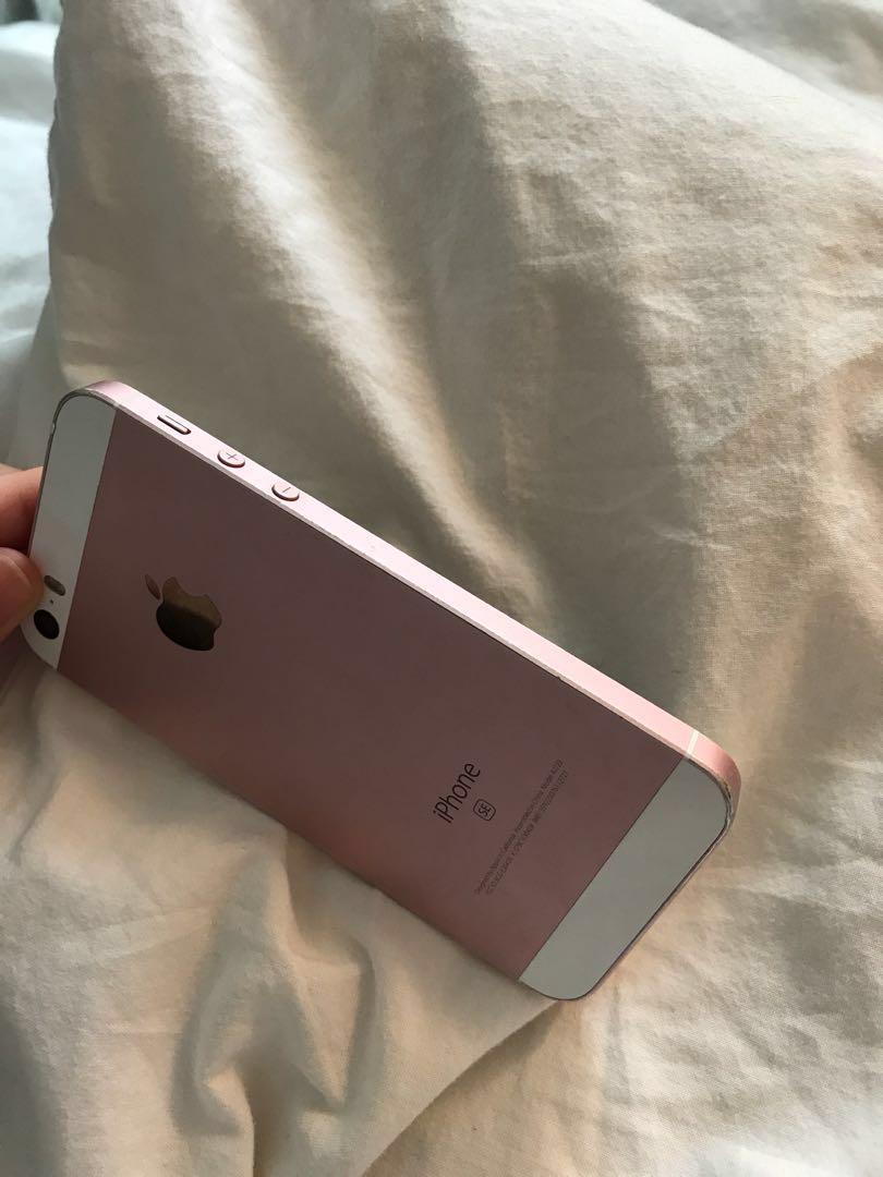 I phone SE (negotiable)