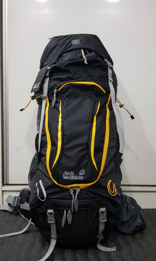 c631b788bbb Jack Wolfskin Highland Trail XT 50, Sports, Other on Carousell