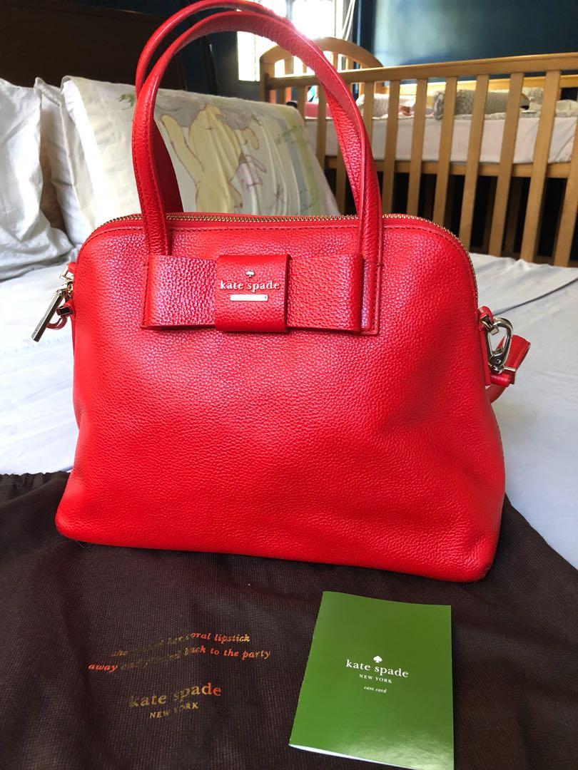 e9af0e75ad Kate Spade Handbag Authentic
