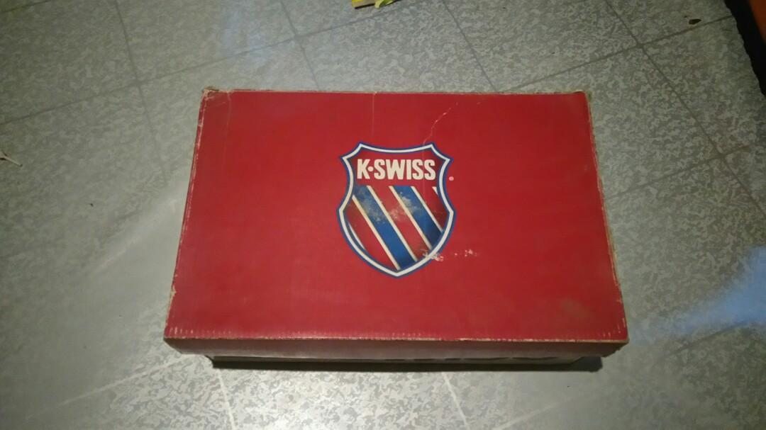 K.swiss shoes