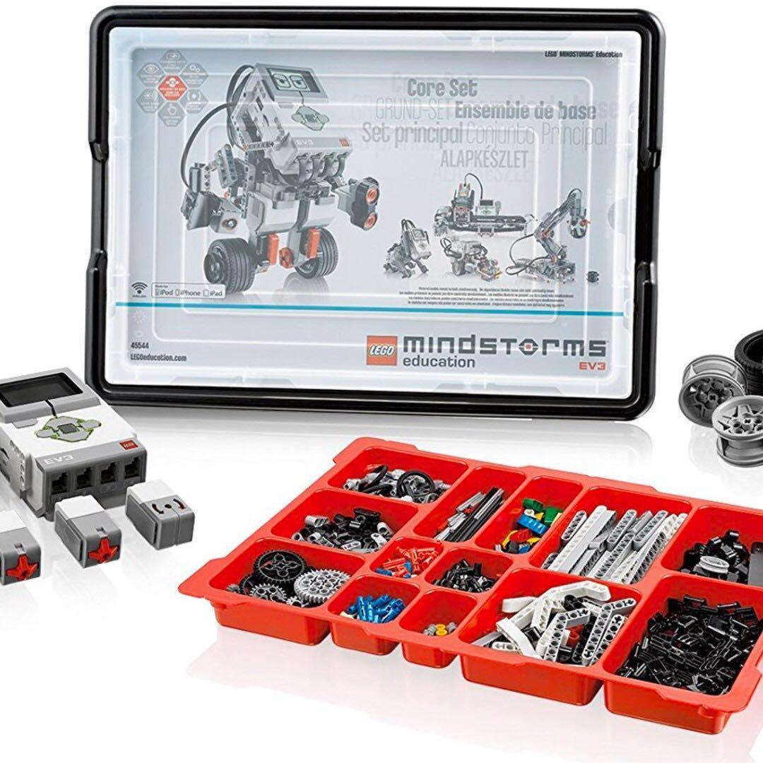 Lego Education Ev3 Core Set 45544preorder Toys Games