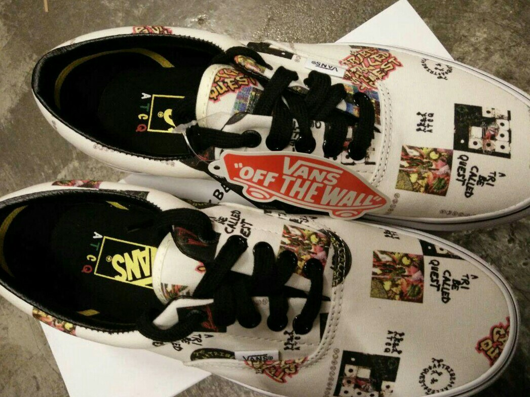 vans scarpe limited edition