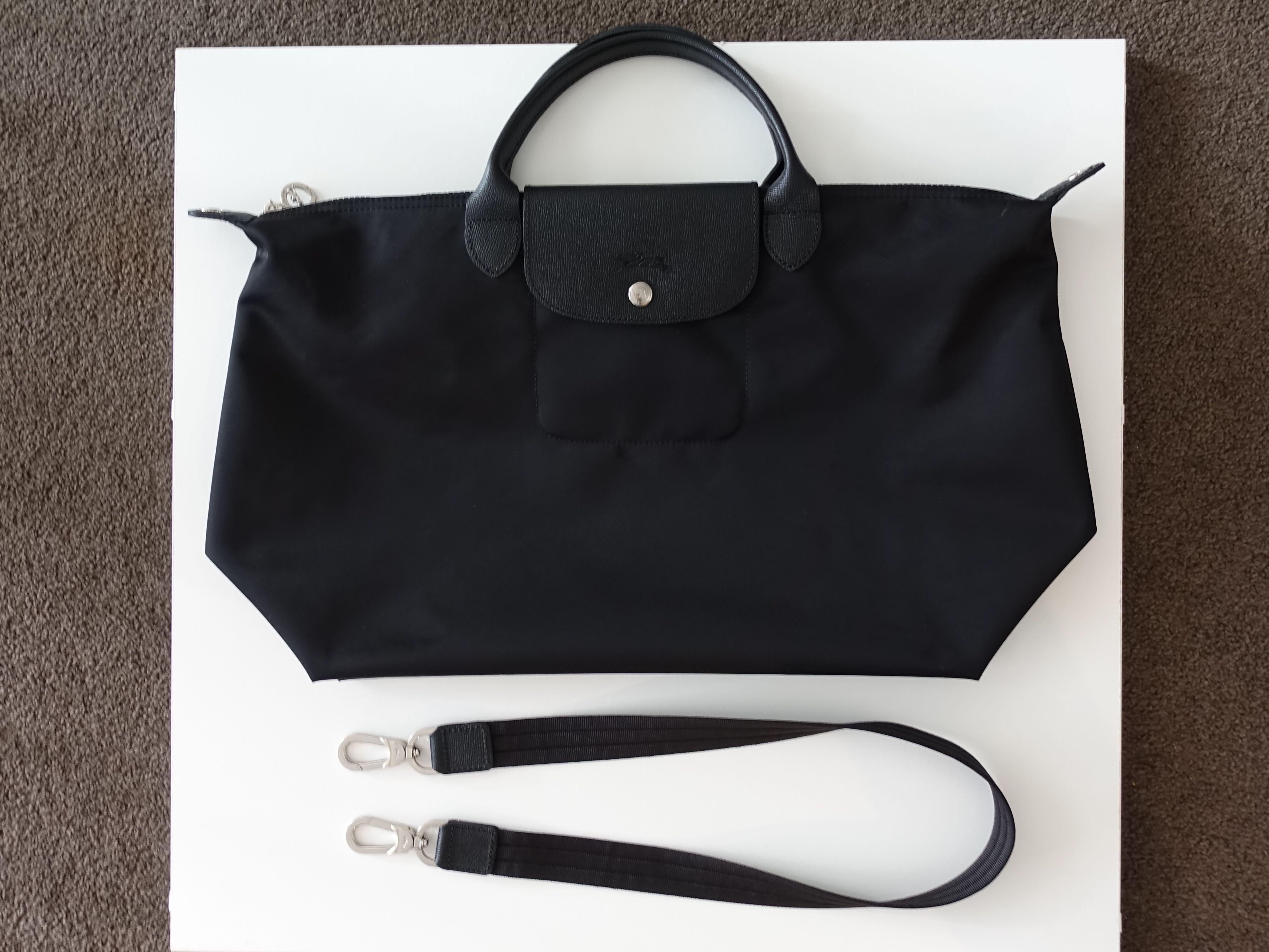 270d7c6fe0f Longchamp Le Pliage Neo Large Top Handle Handbag, Women's Fashion, Bags &  Wallets on Carousell