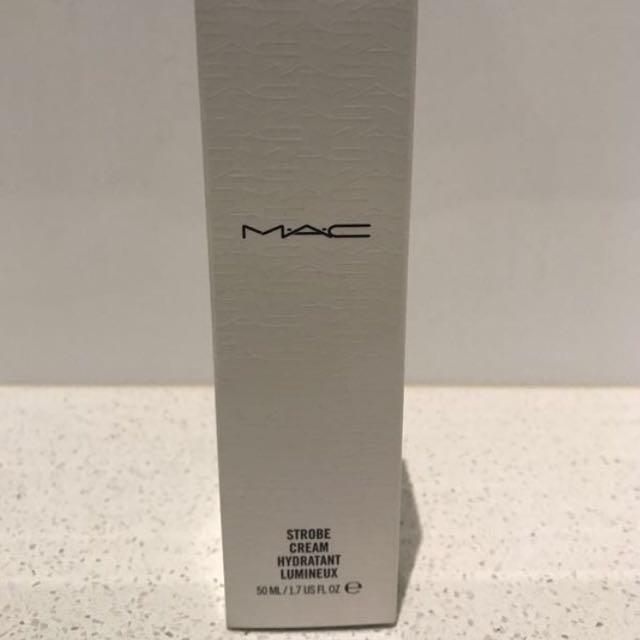 Mac Strobe BNIB RRP$55 Authentic 50Mil