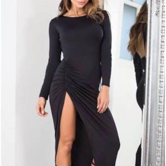 NEW Showpo Black dress