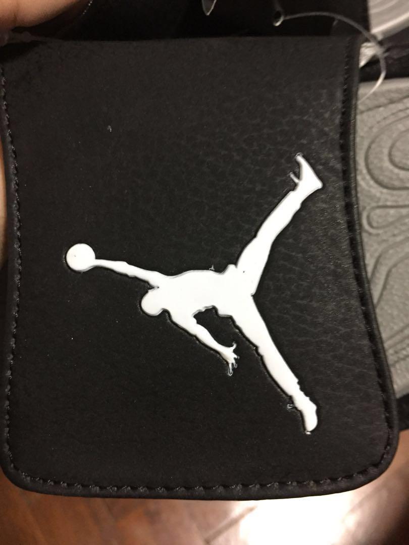 low priced 1af44 8d052 Nike Air Jordan Slippers, Men's Fashion, Footwear on Carousell