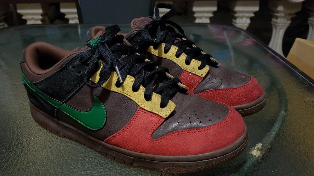 100% authentic a8c73 b8404 Nike Dunks Low SB 6.0 Rhasta, Men s Fashion, Footwear, Sneakers on ...