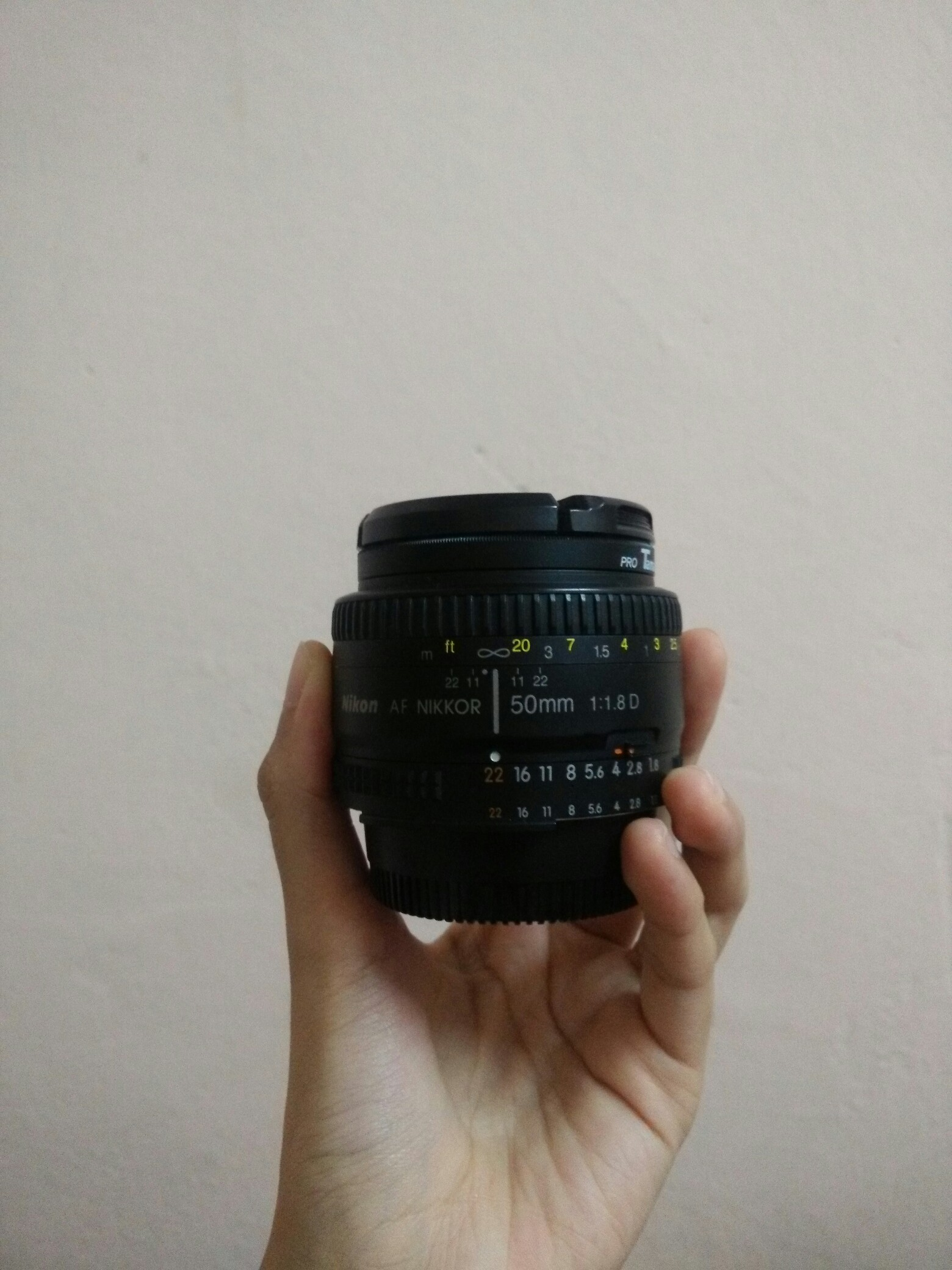 Nikon 50mm 18d Lens Murah Photography On Carousell Af F Nikkor