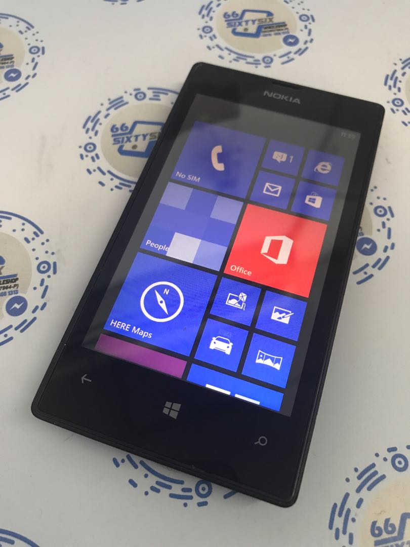 Nokia Lumia 520 Mobile Phones Tablets Android Others On 8gb Red Carousell
