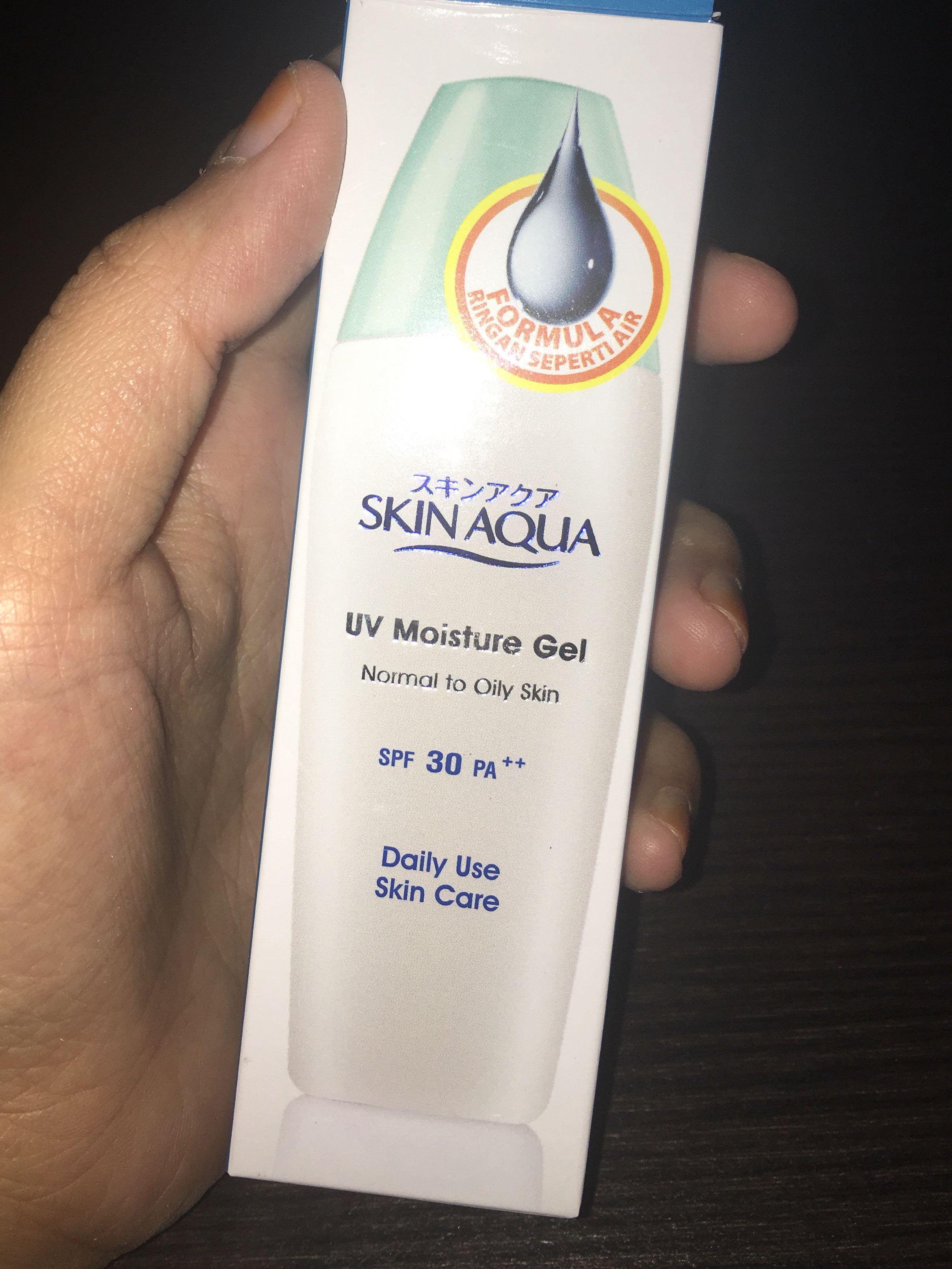 Pelembap Skin Aqua uv moisture gel