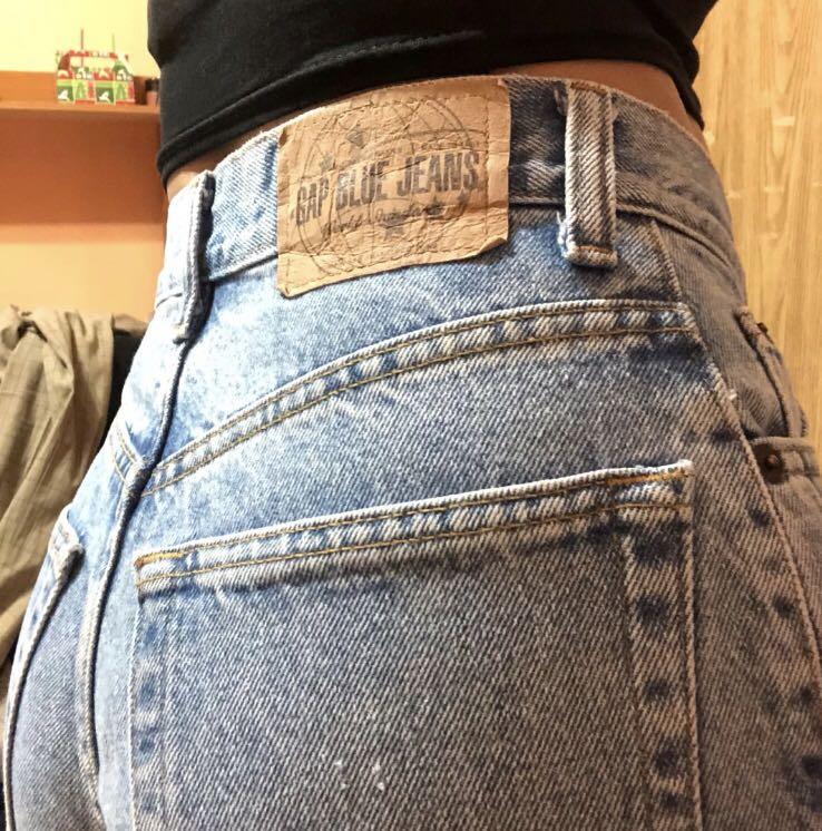 PRICE DROP Vintage Gap Mom Jeans. Size 25-26.