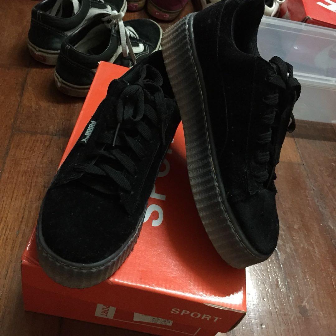 caa29d81bd47 Puma Rihana Suede Shoes (Copy Original)