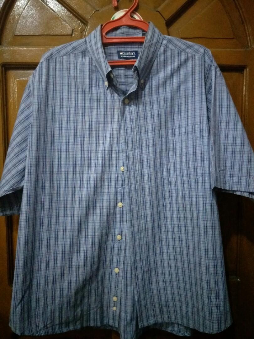 Puritan Polo Shirts With Pockets