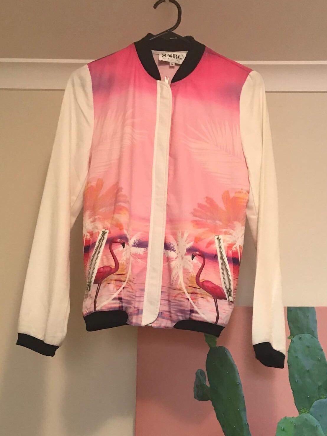 Sabo Skirt Bomber Jacket
