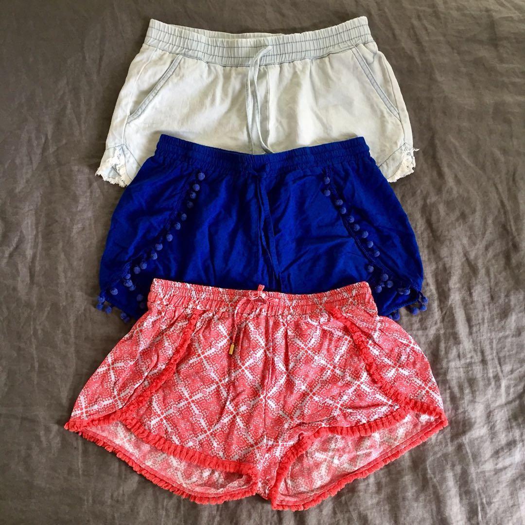 SEED Shorts Bundle