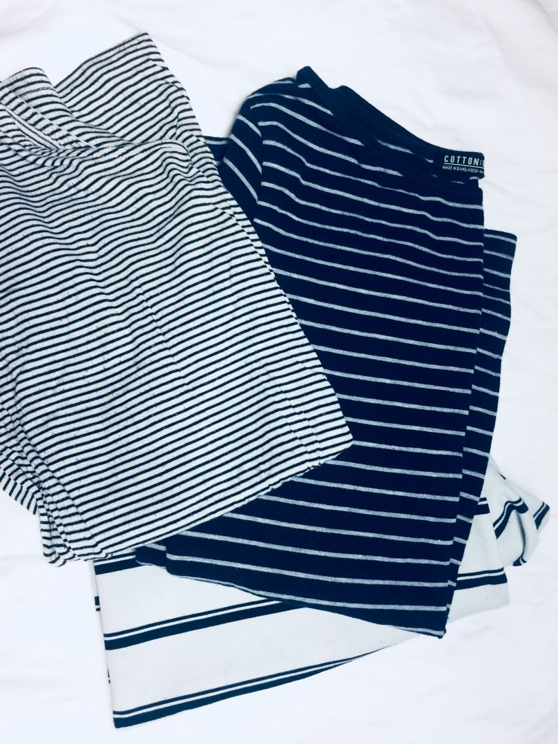 Stripy top bundle