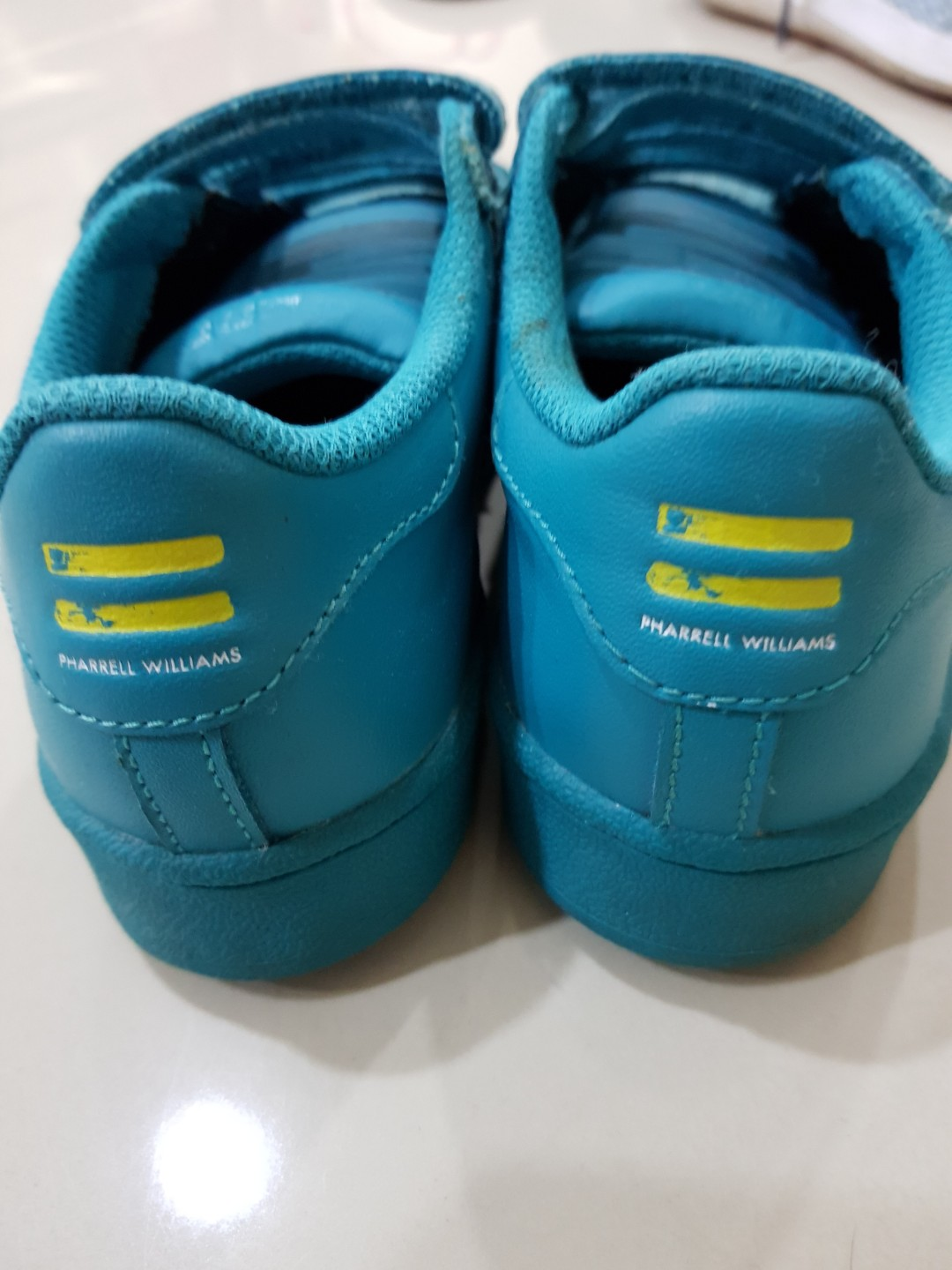 4128bf316 Adidas Toddler Superstar Supercolor Pharrell Williams Limited ...