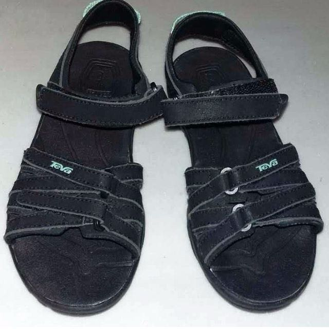 8b57fac70388 Teva Kids Sandal Shoes Children 29 - 30 (black)