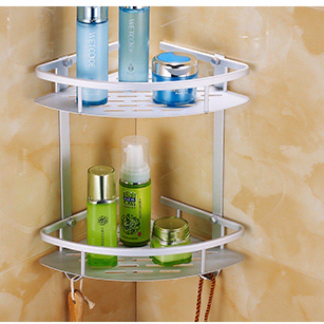 Toilet Racks, Aluminium Stainless, Furniture, Others on Carousell