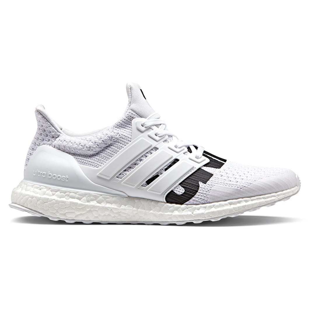 2348dcf7c UNDEFEATED x Adidas UltraBOOST (White)