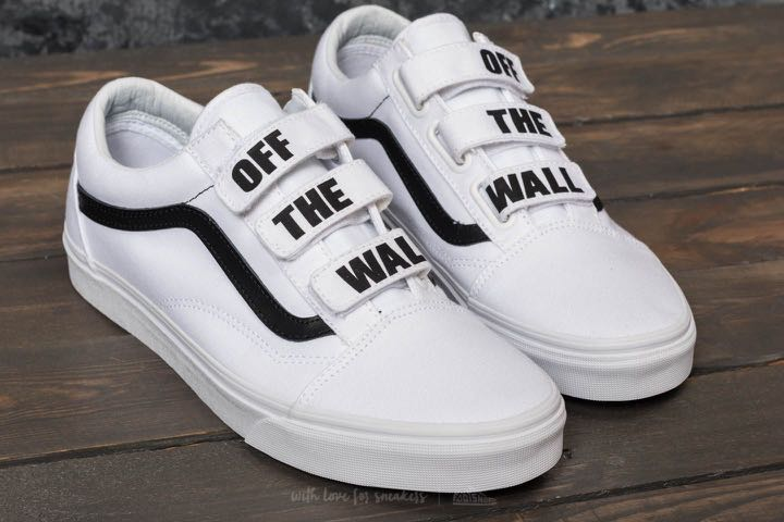vans off the wall old skool v
