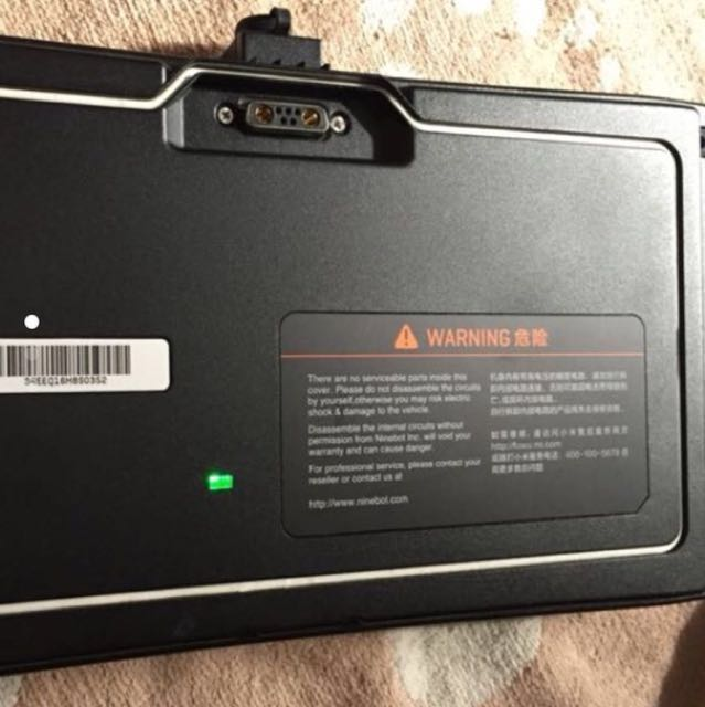 Xiaomi Ninebot Mini Segway Mini Pro Replacement Battery