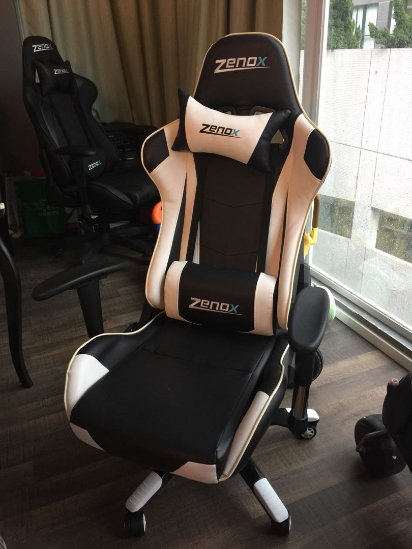 Groovy Zenox Mercury Racing Chair Home Furniture Bralicious Painted Fabric Chair Ideas Braliciousco