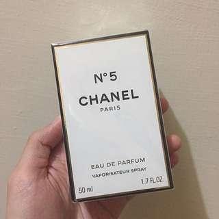 香奈兒五號香水 Chanel No 5 Eau De Parfum