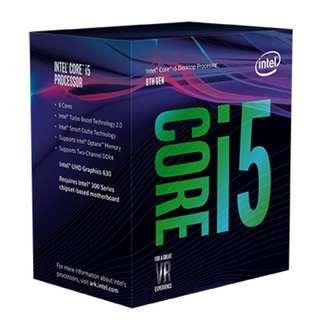 🚚 Intel core i5-8500 CPU Processor