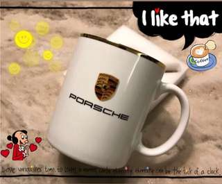 Porsche Coffee Mug