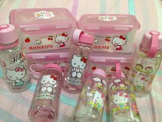 Authentic Lock and Lock  Hello Kitty Limited edition