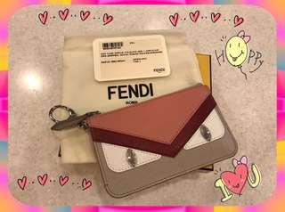Fendi Monster Key Coin Pouch