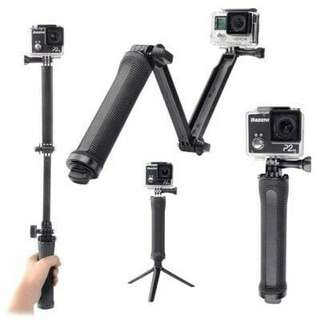 3 Way Monopod
