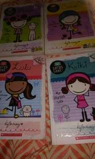 Lotus lane books