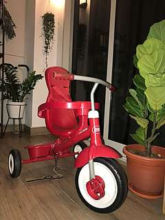 Radio flyer tricycle trike