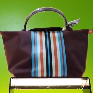 Longchamp Cricket Tote Bag
