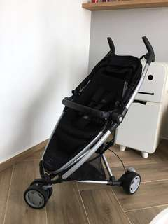 Quinny Zapp Xtra 2.0 Rocking Black